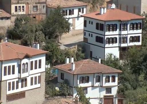 Safranbolu Gezisi, Safranboluda Gezilecek Görülecek Yerler