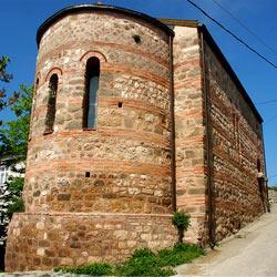 Amasra Şapel Klise