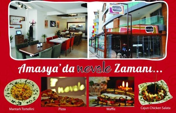 Nevale Kafe Amasya