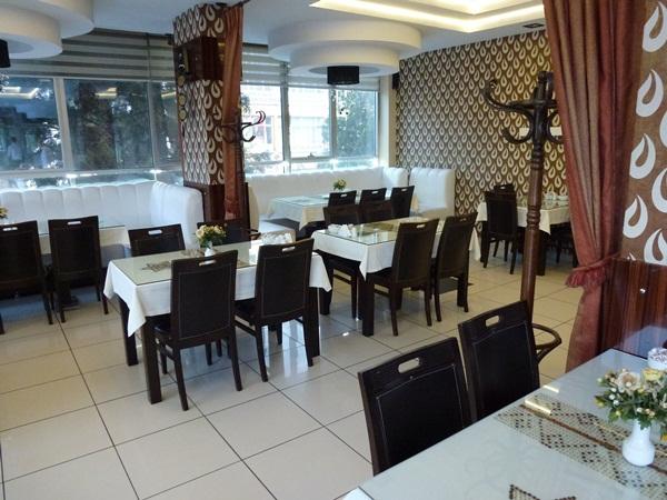 Safran Restoran Amasya