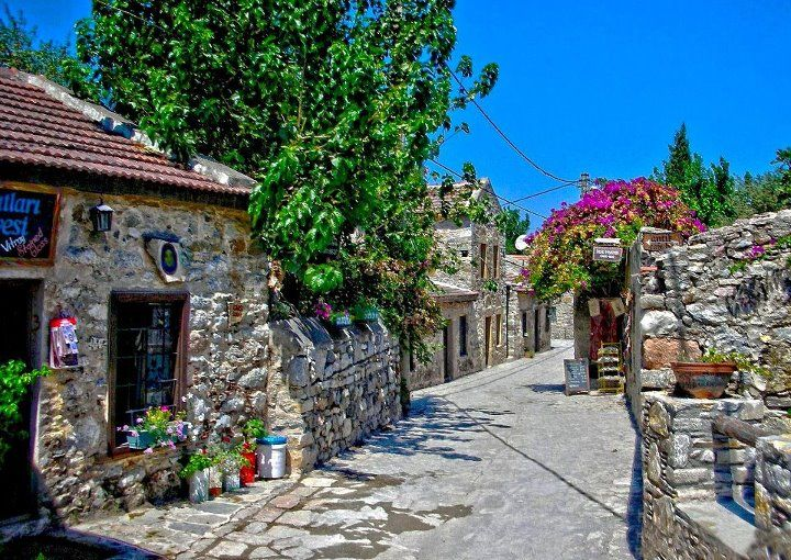 datça_sokakları