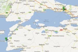 İstanbuldan Bozcaadaya Nasıl Gidilir