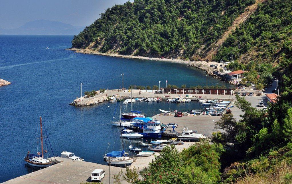 trilye limanı